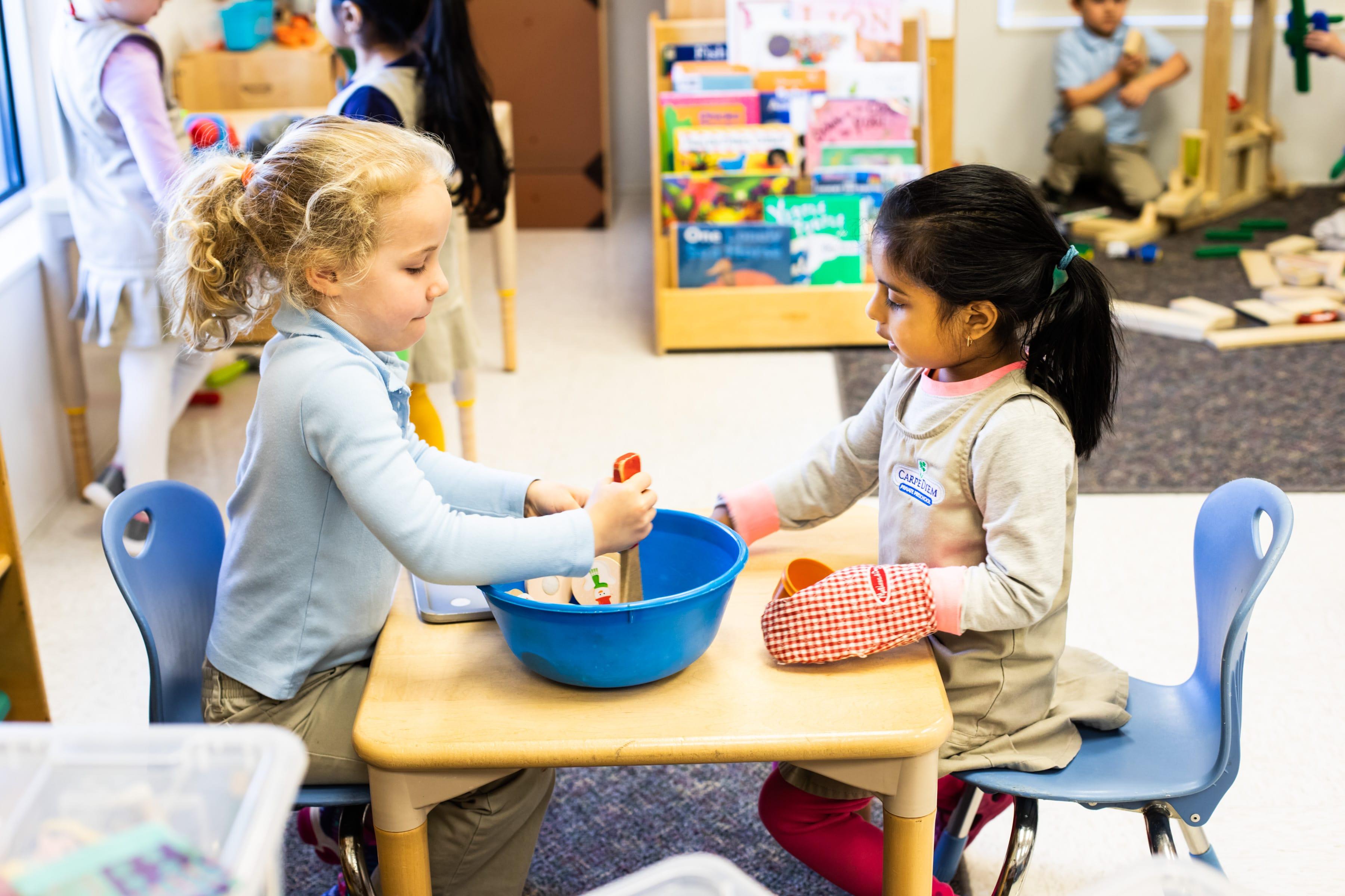 Daycare - Carpe Diem Preschool - Allen, Frisco, Richardson